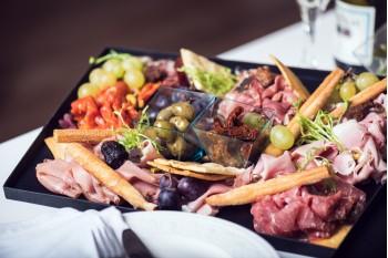 Prosciutto et salami
