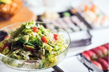 Veggie Chuka Wakame Salad