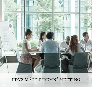 kdyz mate firemni meeting